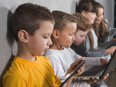 Tecnologia na educação infantil