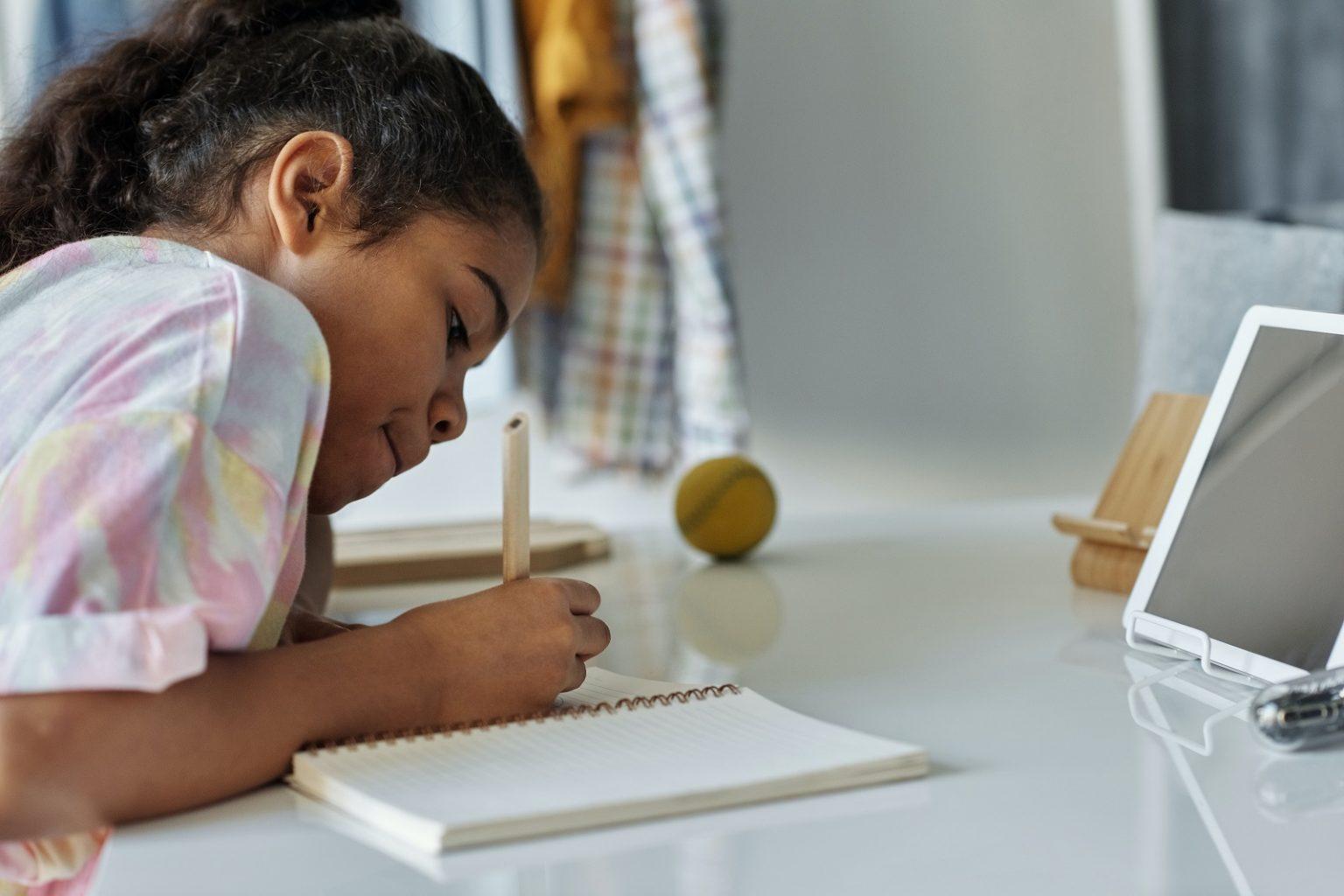 experiência dos alunos no ensino a distância